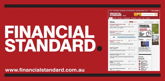 IN THE MEDIA:  Financial Standard: Advice Firm Creates Aged Care Subsidiary