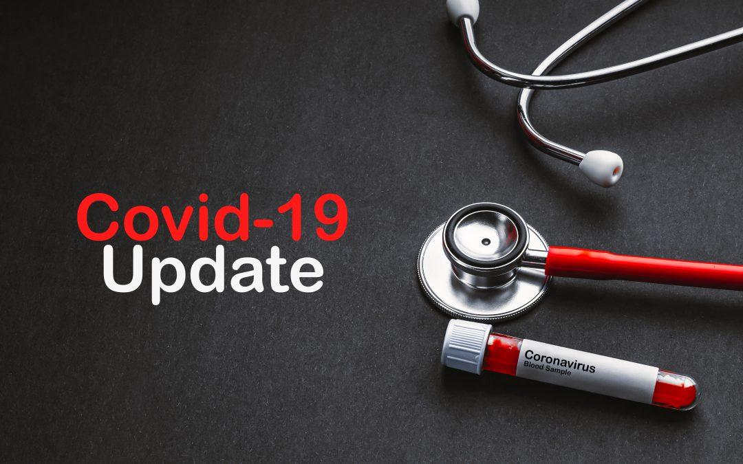 COVID update – September 2020