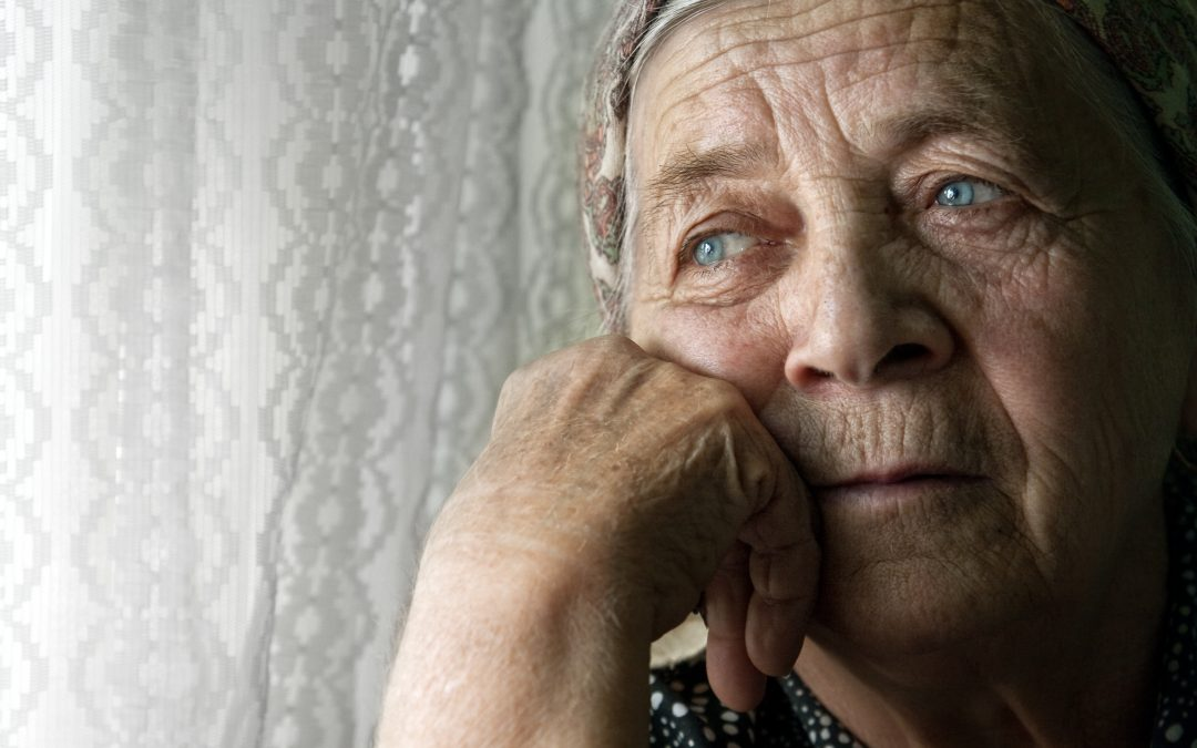 Warning signs: How to determine if a senior needs help