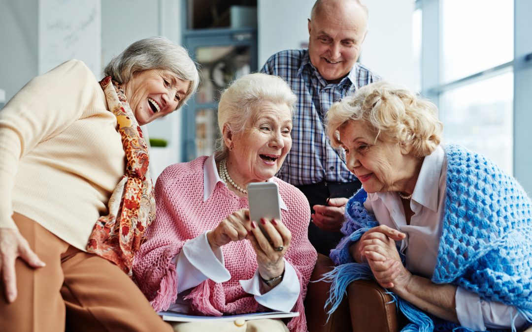 Best Phone Apps for the Elderly